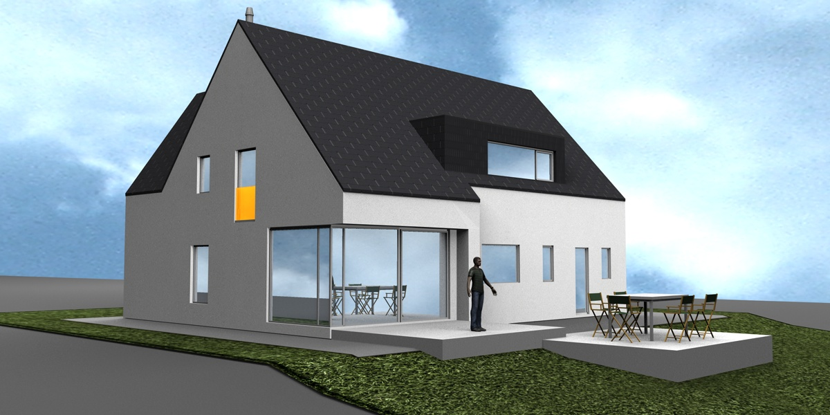 Isolation par l ext rieur phase 2 la maison de l 39 mission for Exterieur de la maison