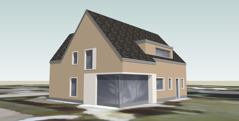 isolation par l ext rieur phase 2 la maison de l 39 mission. Black Bedroom Furniture Sets. Home Design Ideas