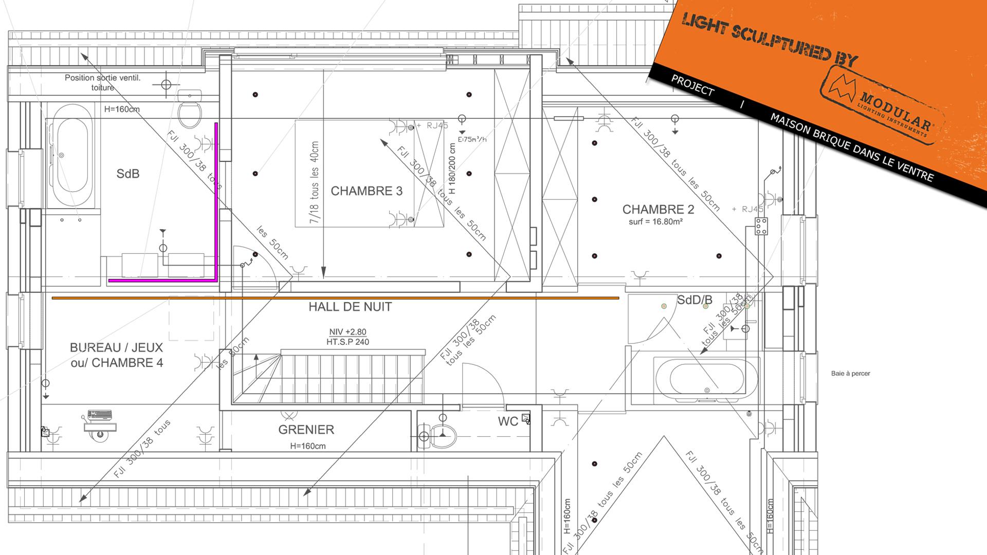 le plan lectrique la maison de l 39 mission. Black Bedroom Furniture Sets. Home Design Ideas