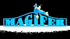 LogoMagiferDogBlue couche